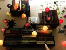 One of my book shelf!
