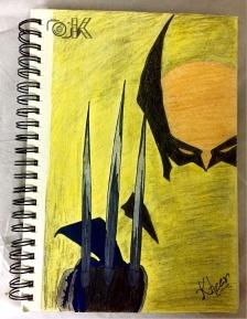 Wolverine, my sketch!