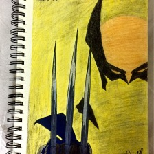 Wolverine, my sketch!