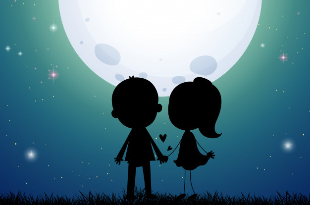 silhouette-love-couple-in-the-field_1308-6843
